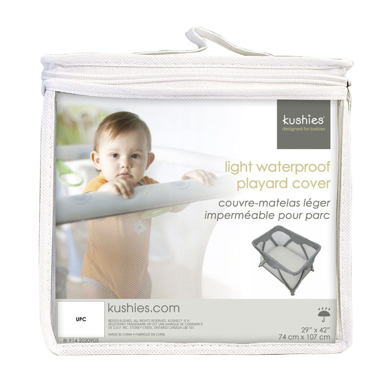 Waterproof Playen Cover-Grey