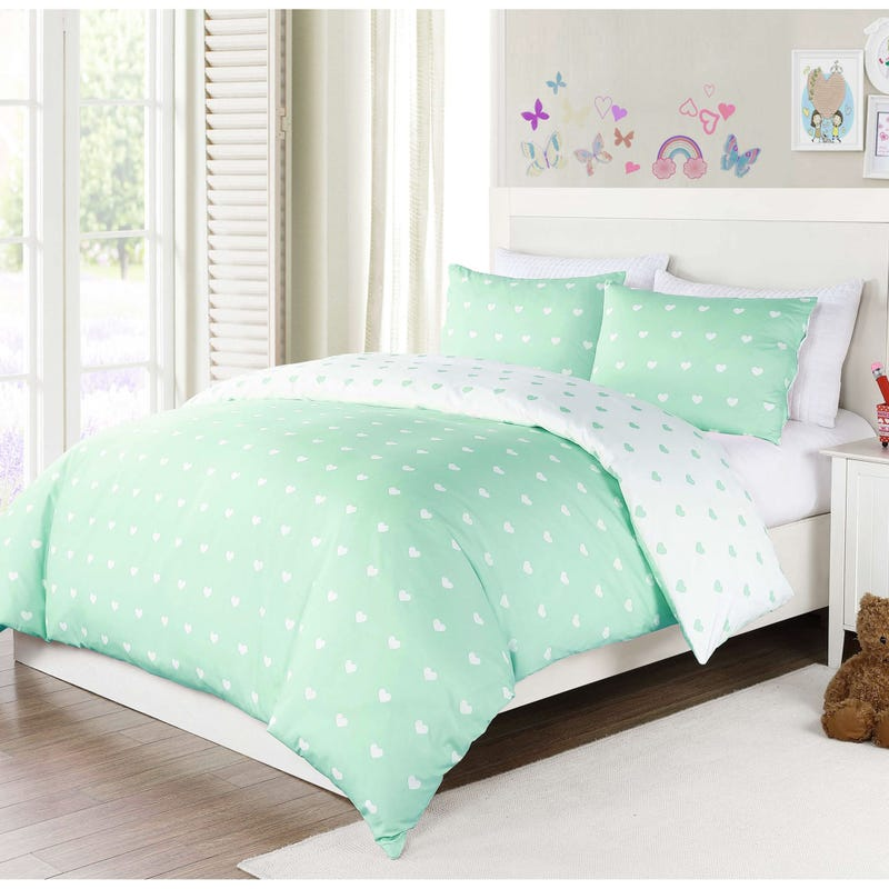 Double Comforter Kelly - Aqua
