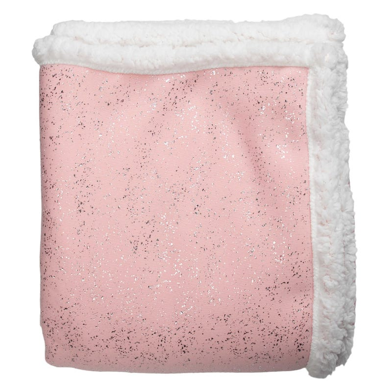 Couverture Peluche - Rose