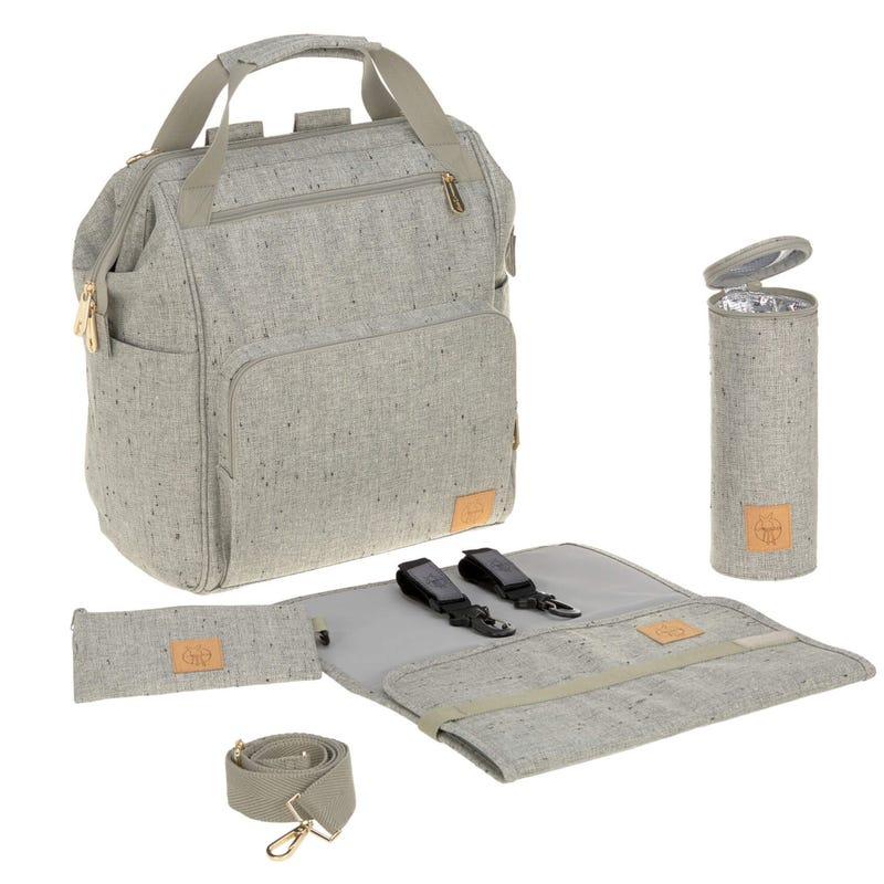 Diaper Backpack Goldie - Beige