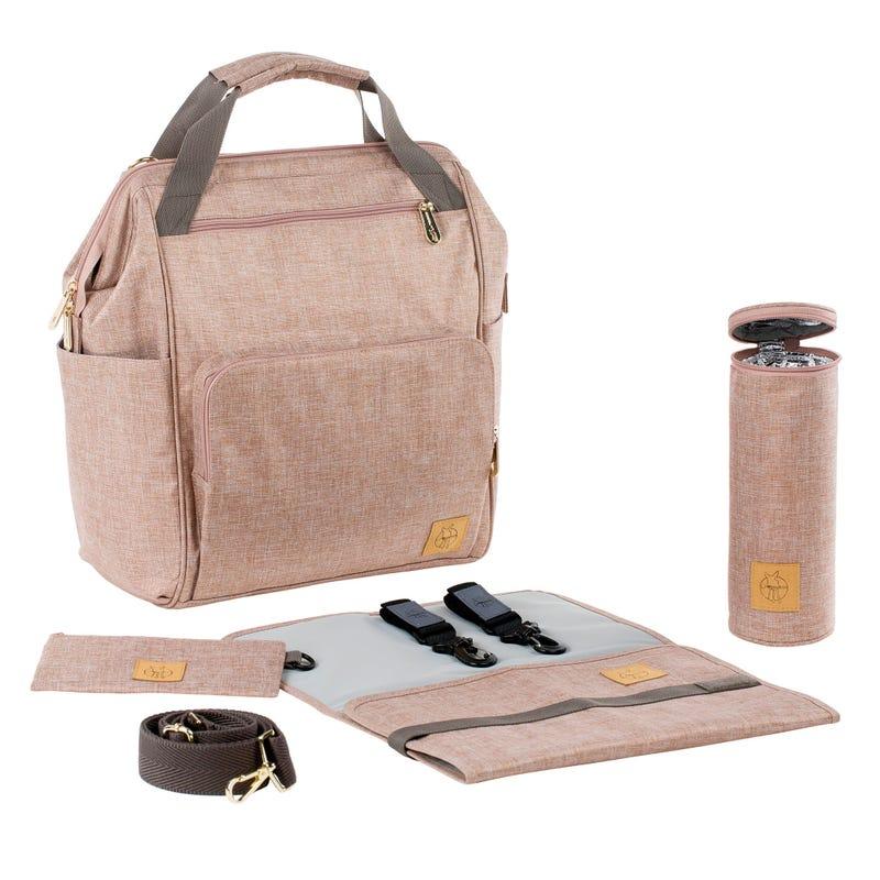 Diaper Backpack Goldie - Pink