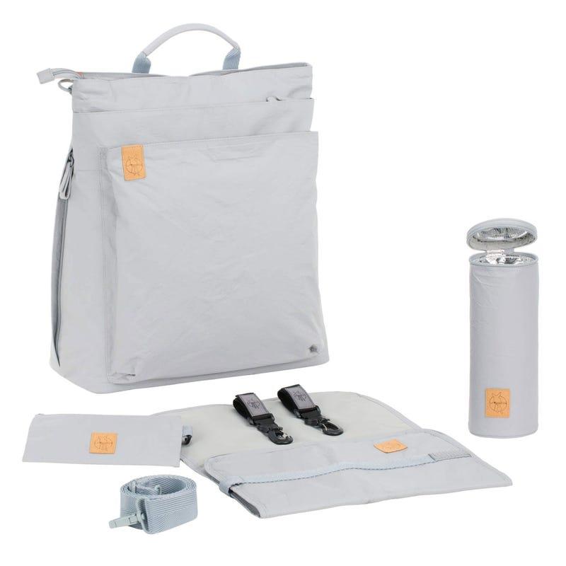 Diaper Backpack Tyve - Grey