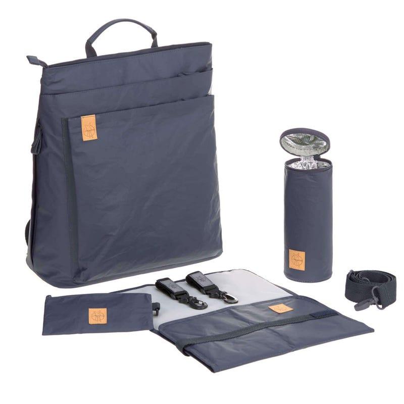 Diaper Backpack Tyve - Navy