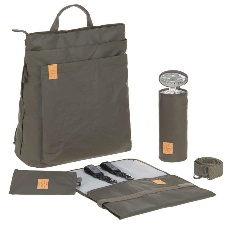 Diaper Backpack Tyve - Olive