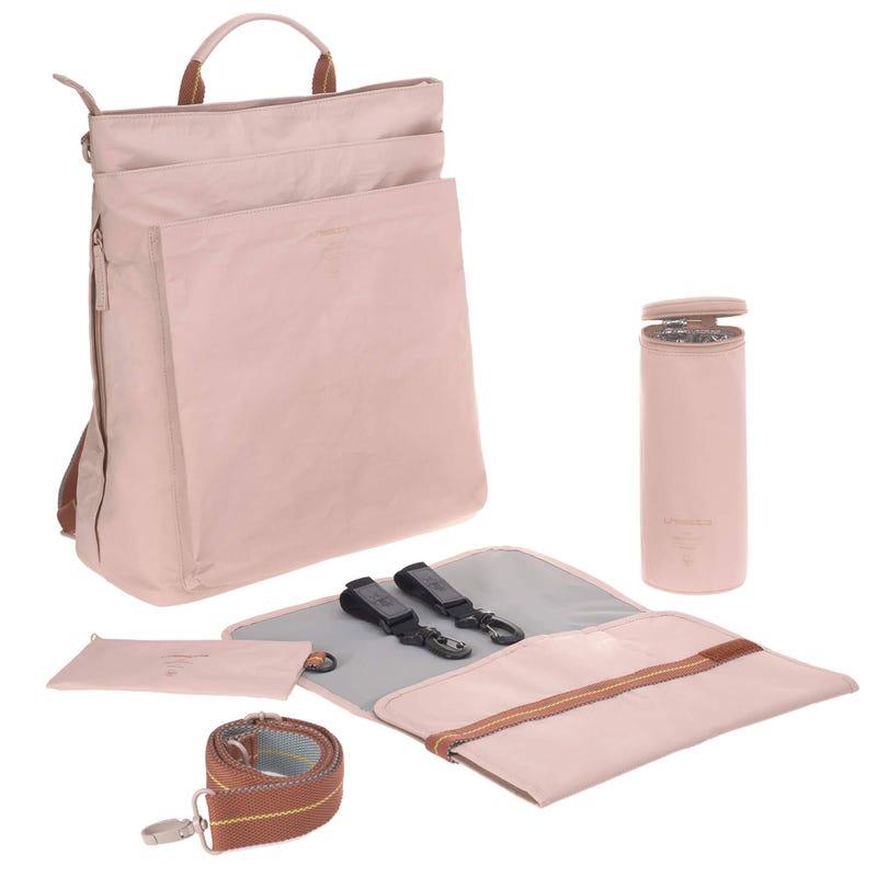 Diaper Backpack Tyve - Pink