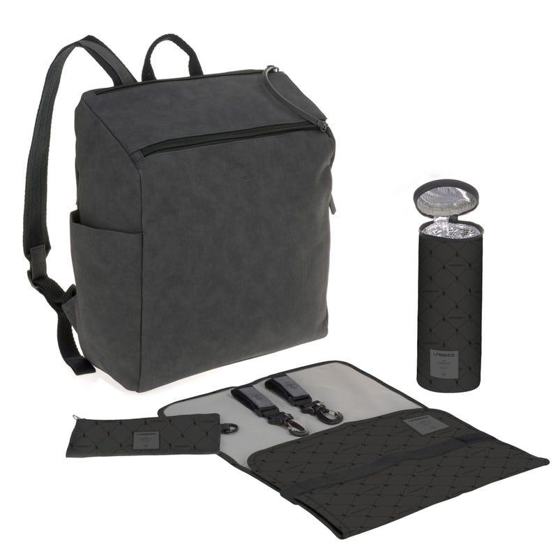 Diaper Backpack Tender  Anthracite