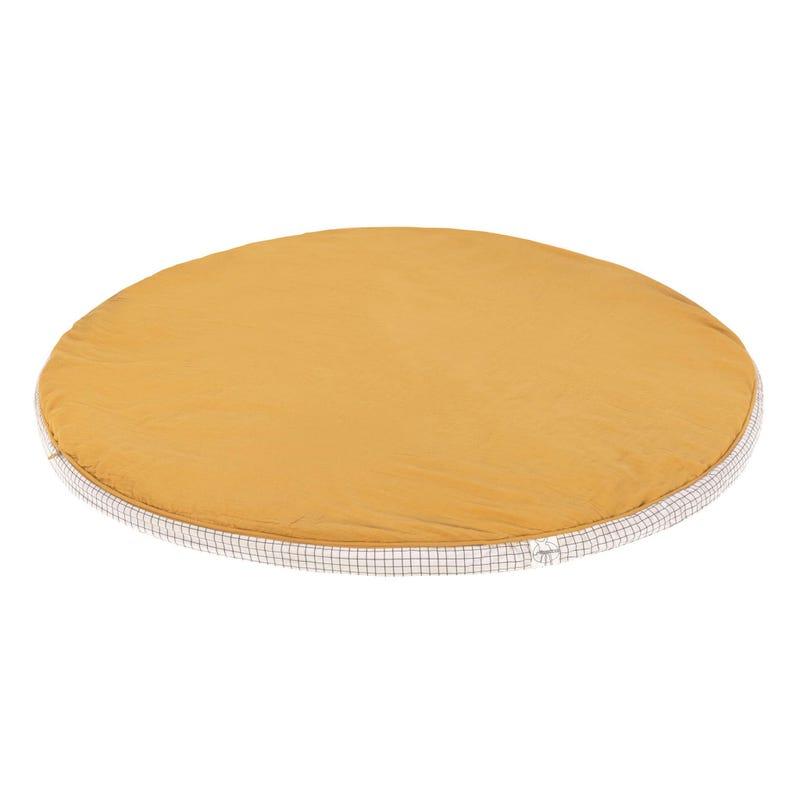 Seat Cushion - Mustard
