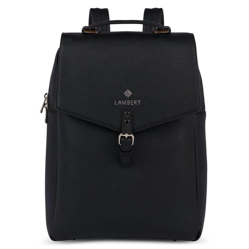 Jade Vegan Backpack - Black