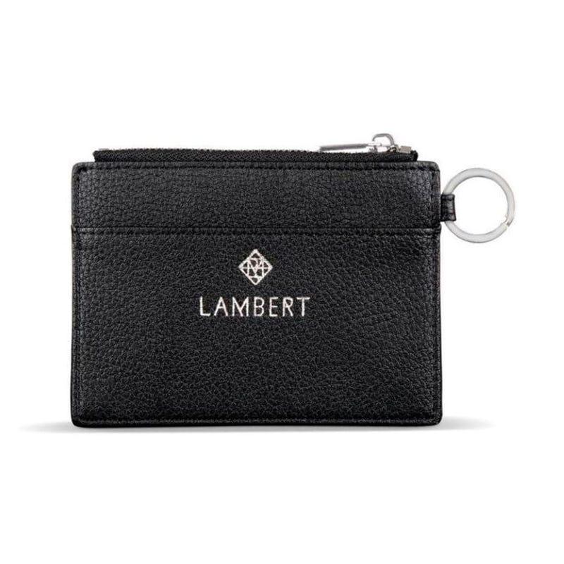 Porte-Carte Noir Lambert