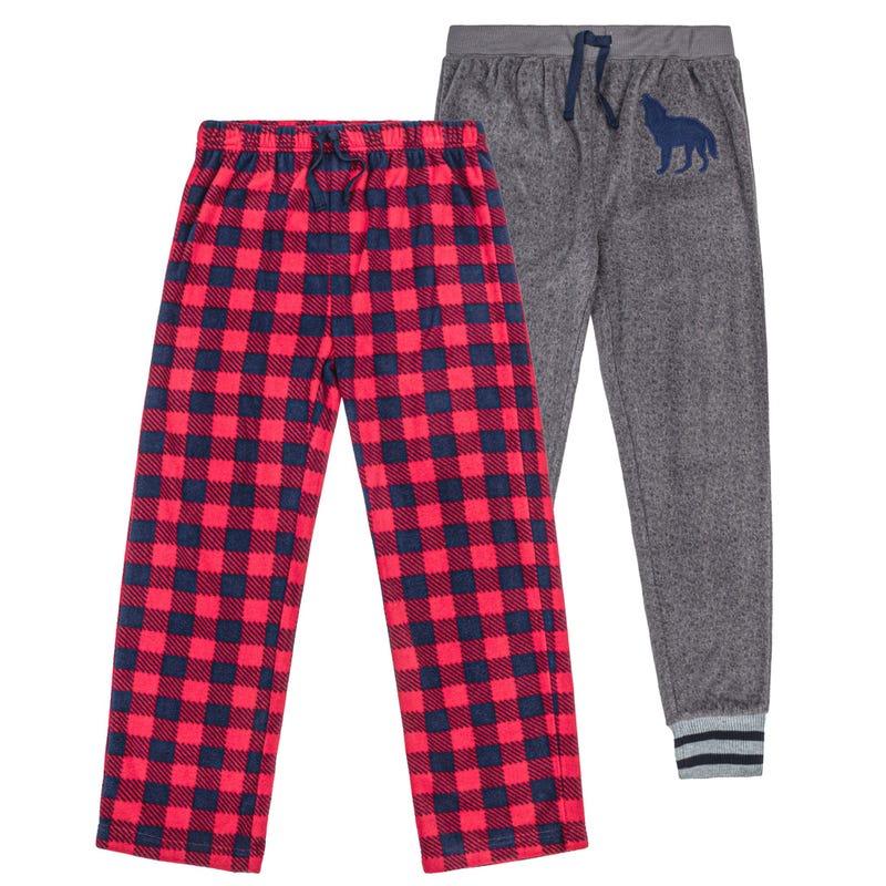 Pantalon 2 Pièces Loup 8-16ans