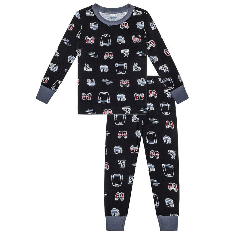 Hockey Printed Pyjama 2-14y