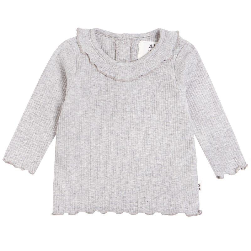 AM Rib T-Shirt 6-24m