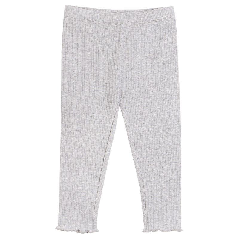 AM Rib Pants 3-8y