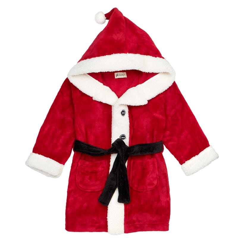 Dressing Gown 2-8y - Christmas