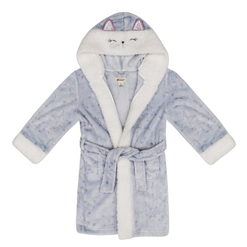 Cat Dressing Gown 2-6y