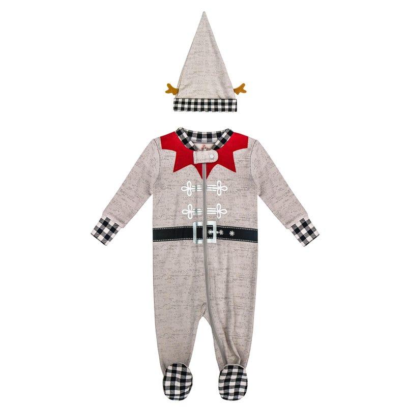Pyjama Père Noël 3-24mois