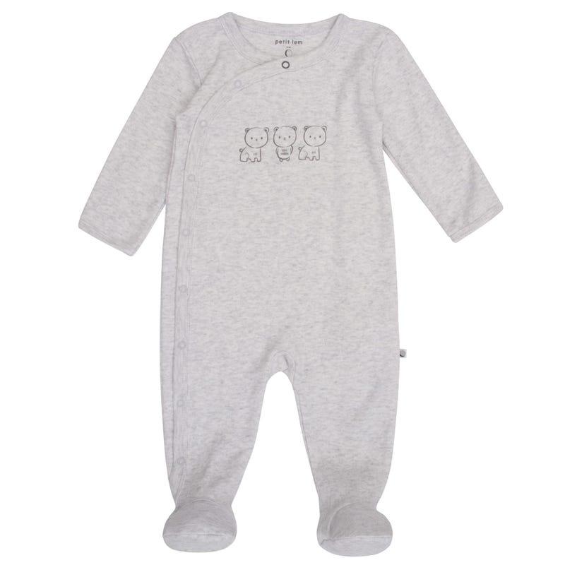 Galaxy Bear Pyjama Set NB-9m