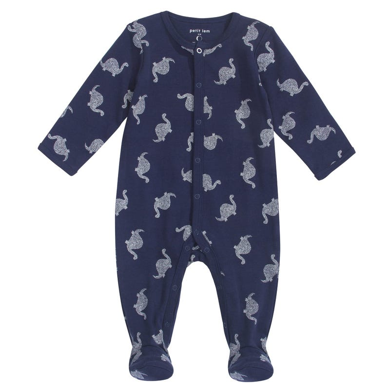 Dino Print Pyjamas NB-9m