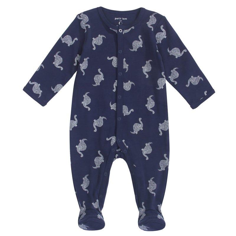 Pyjama Imprimé Dino Prématuré 9mois