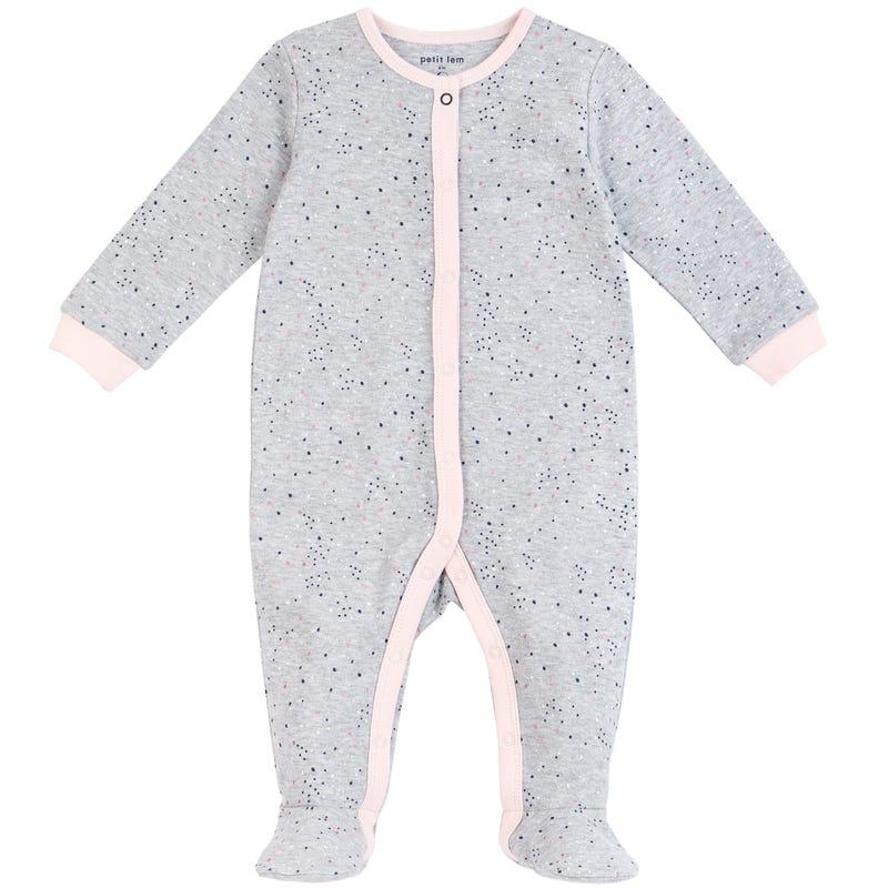 Pyjama Pois Hibou 0-9mois