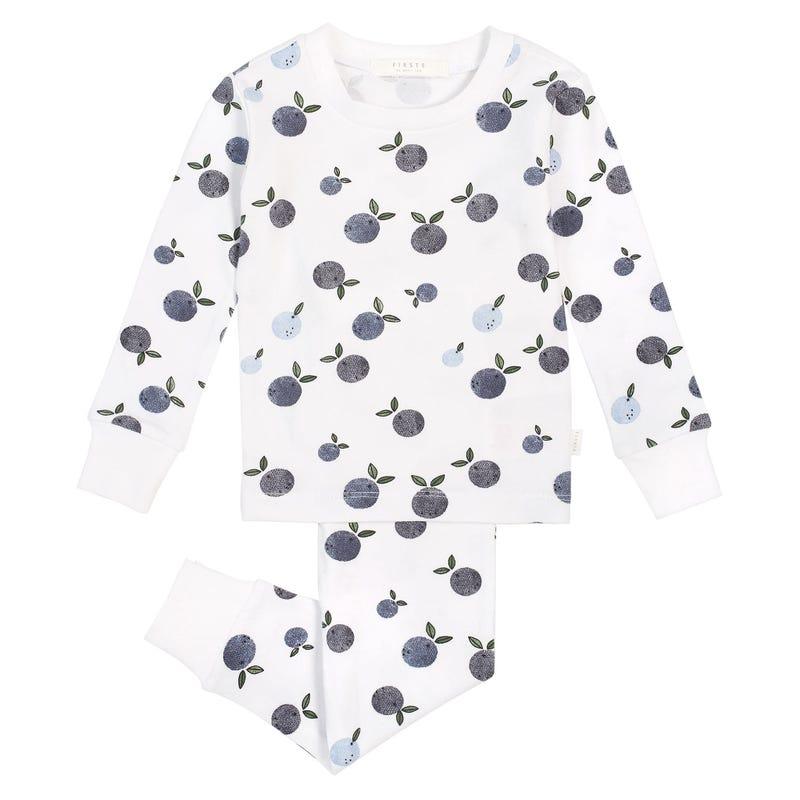 Blueberries 2pcs Pajamas12-24m