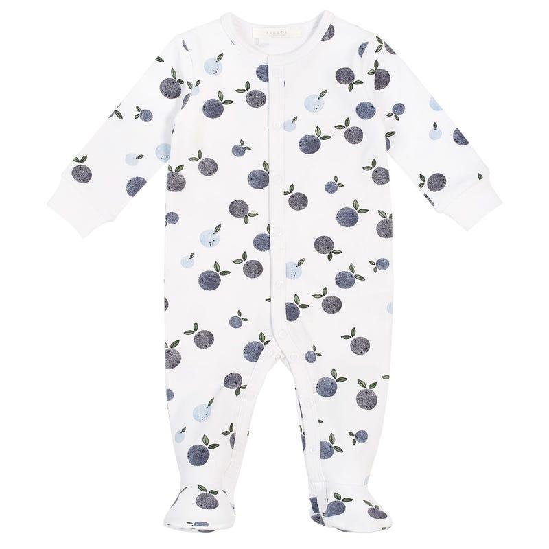 Blueberries Pajamas 0-24m