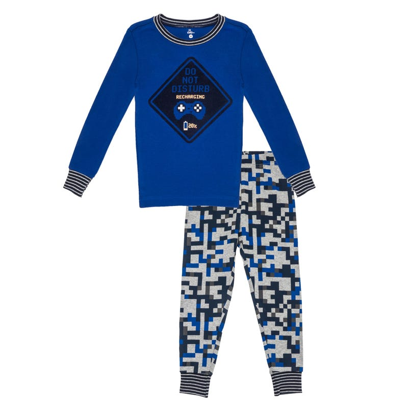 Pyjama Gamer 8-14ans