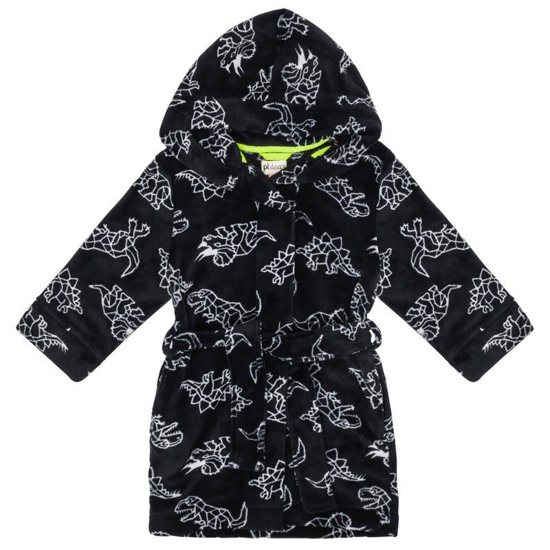 Robe De Chambre Dino 4-7ans