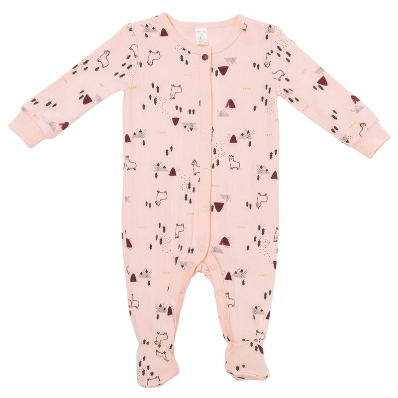 Pyjama double jersey Lama 0-24