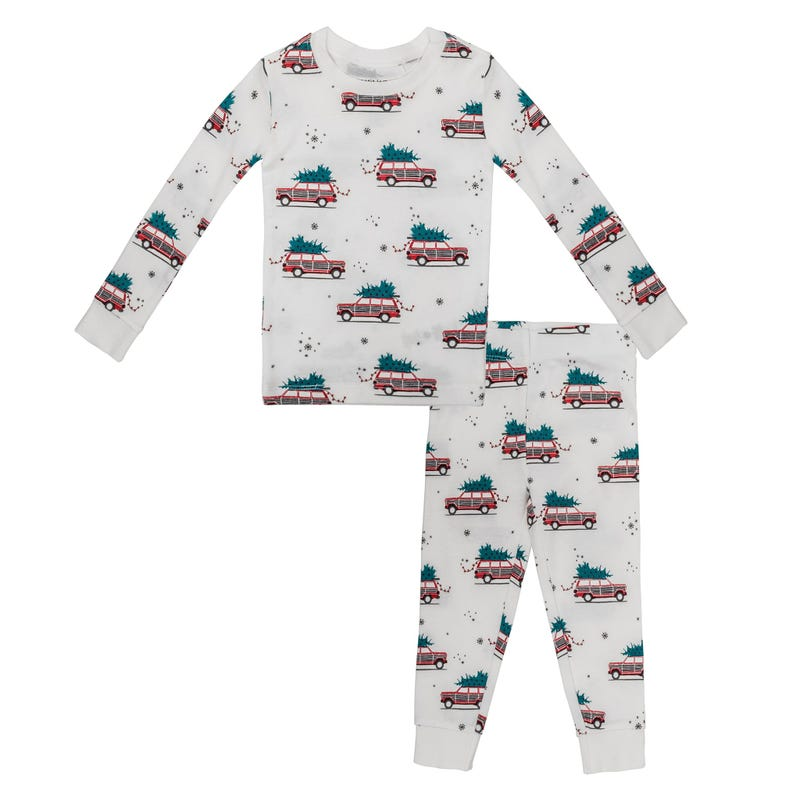 Cars Pajamas 2-7