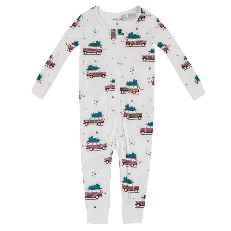 Pyjama Voiture 12-24mois