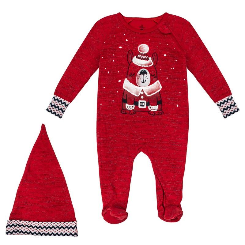 Puppy Pajamas 12-24m