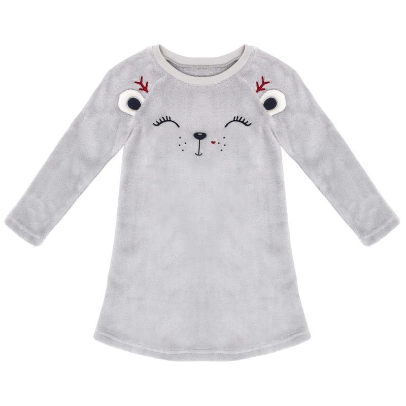 Teddy Bear Nightgown 2-6x