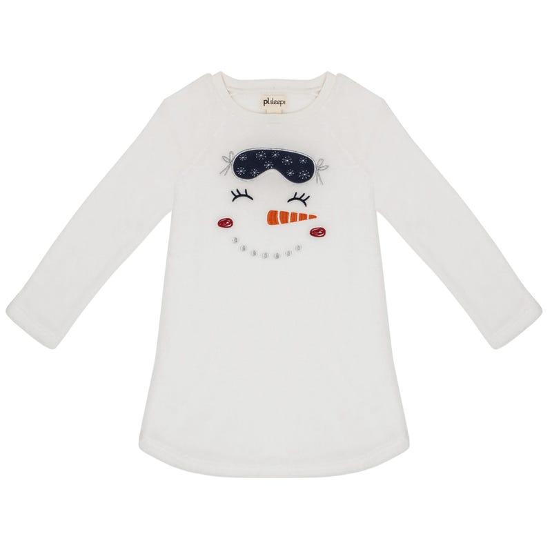 Snowman Nightgown 2-6x