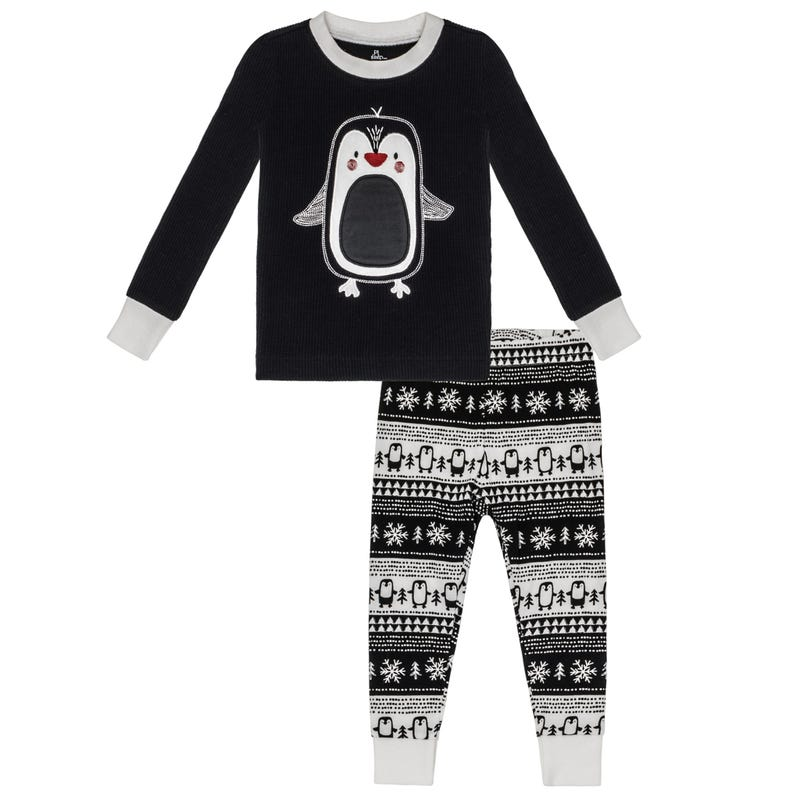 Penguin Pajamas 2-7