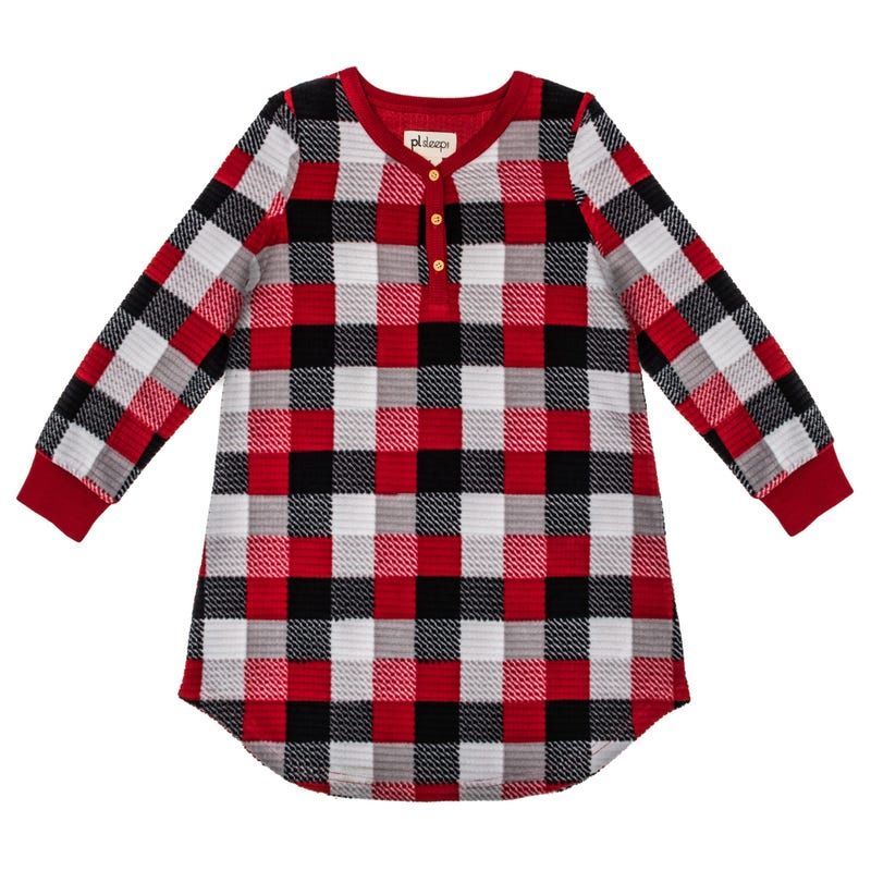 Plaid Nightgown 2-6x