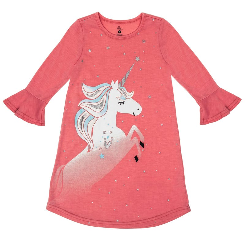 Unicorn Nightgown 2-6x