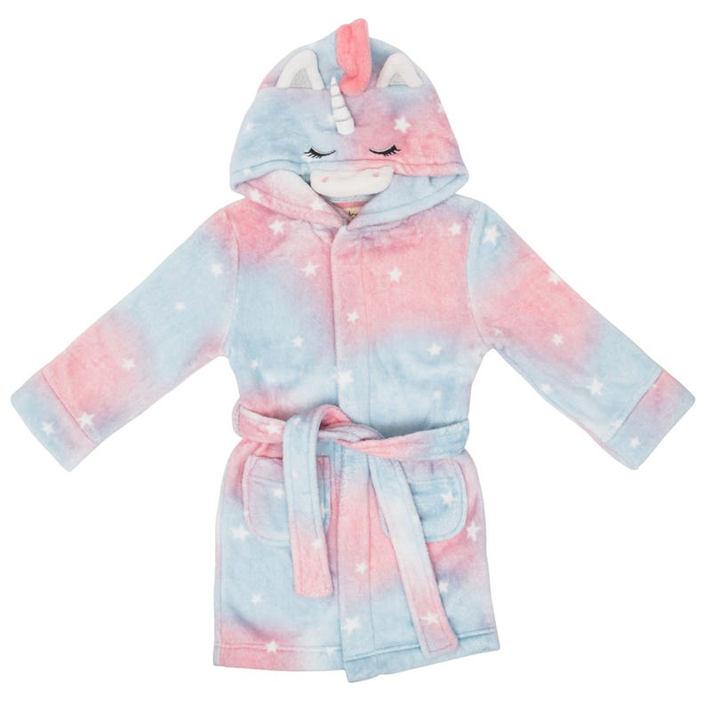 Unicorn Robe 2-6x