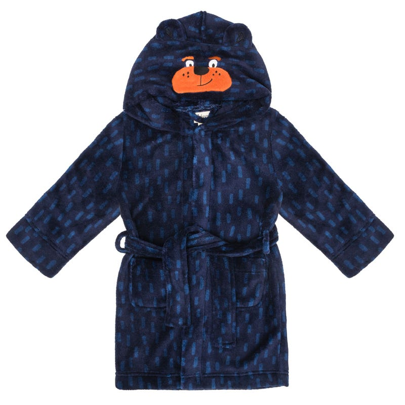 Robe De Chambre Ours 2-7ans