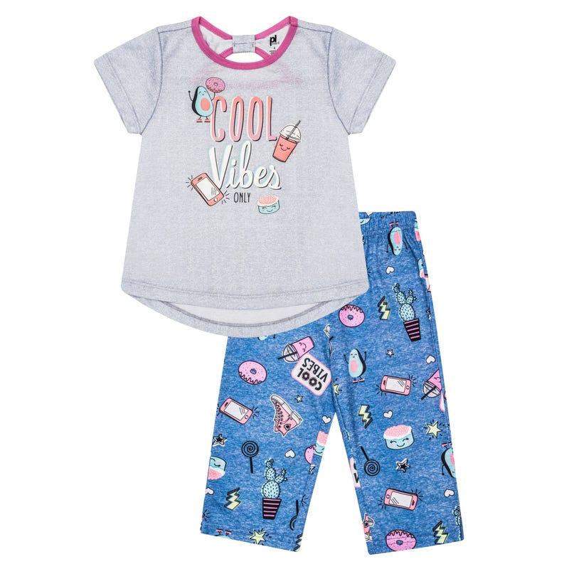 Pyjama Capri Cool 8-14