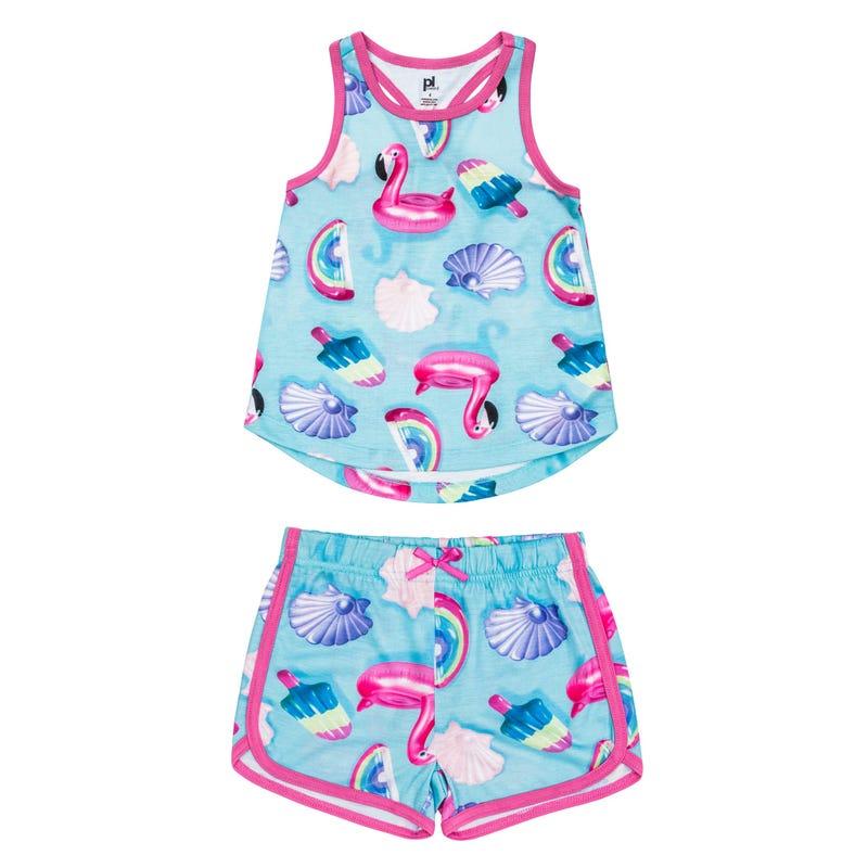 Pyjama Camisole Fun 4-6x