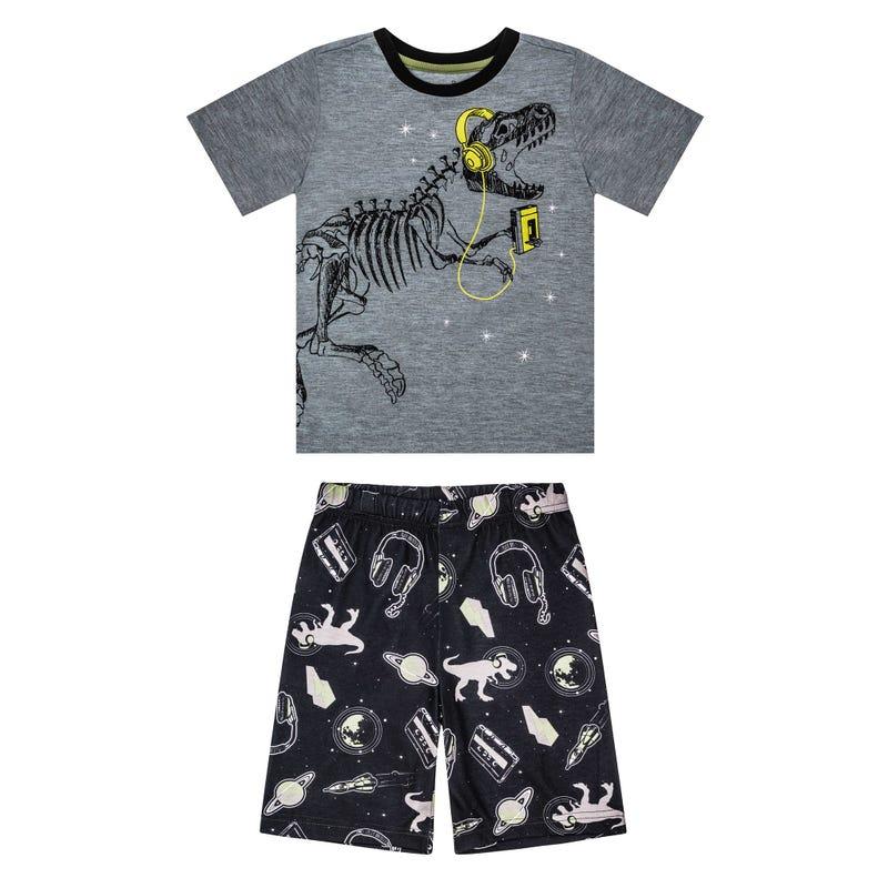 Pyjama Court Dino 7-14