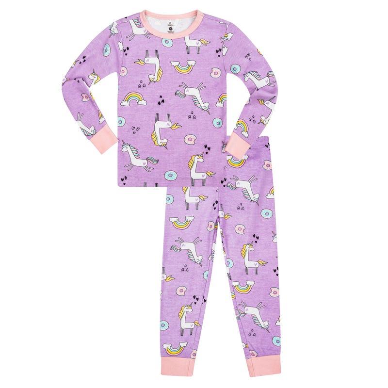 Pyjama Long Imp Licorne 2-6x