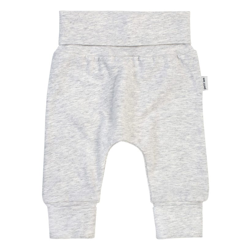 Evolutive Pants 0-24m - Gray