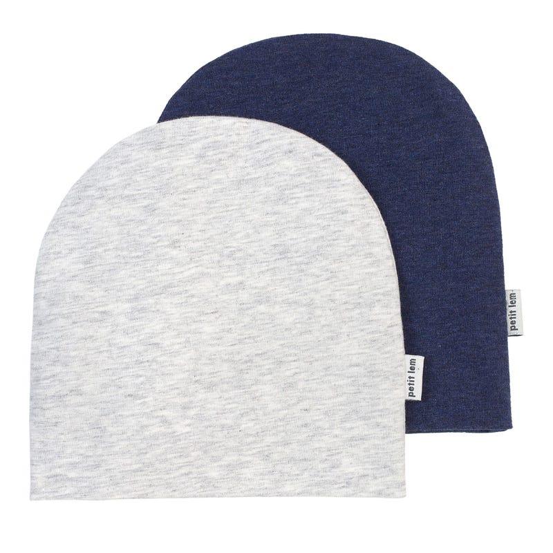 Bonnets Essentiels Paquet de 2  0-12mois