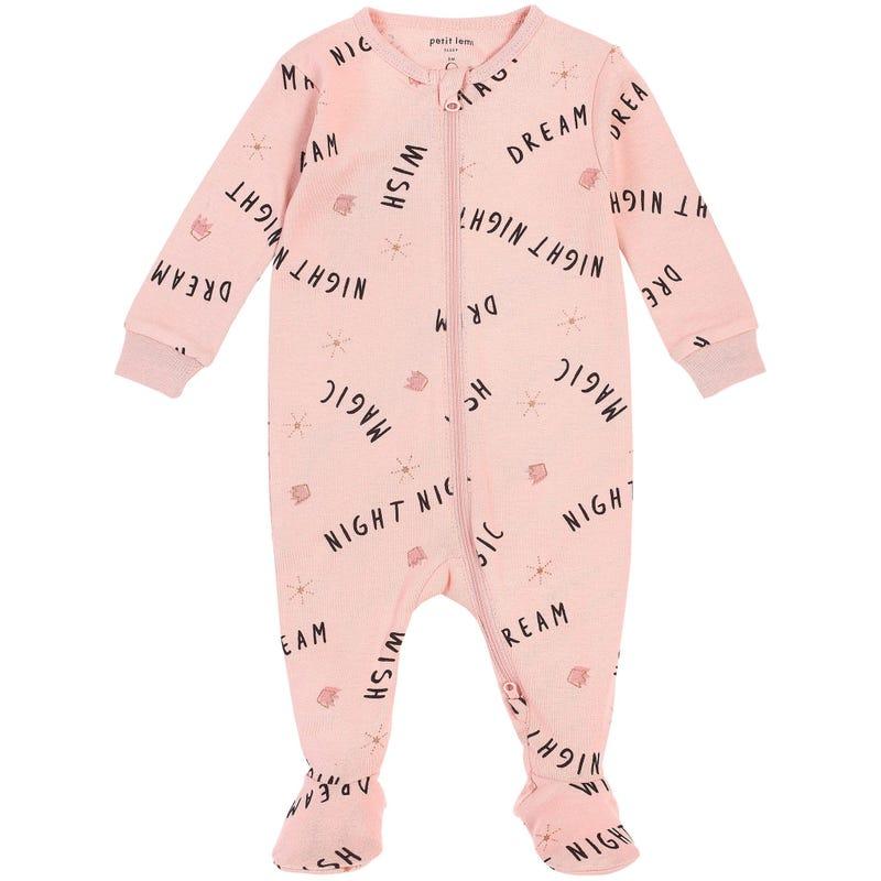 Swan Pajama Set 0-24m