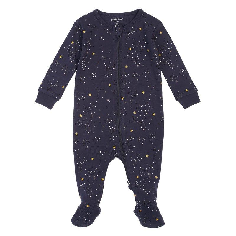 Rainbow Pajama Set 0-9m