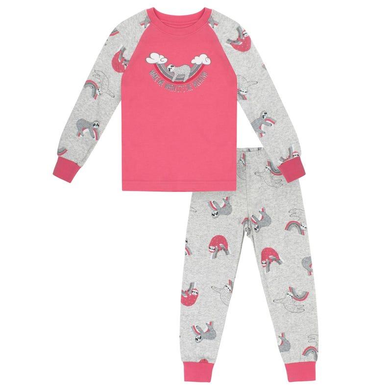 Pyjama Paresseux 2-14ans
