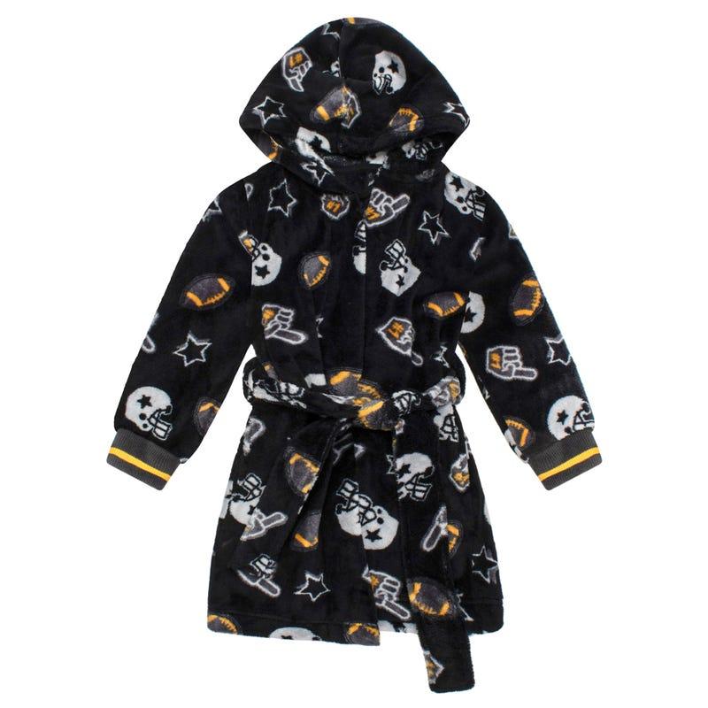 Football Dressing Gown 2-14y