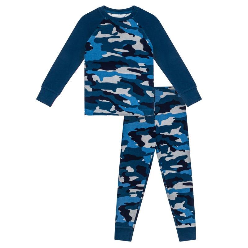 Pyjama Camouflage 4-14ans